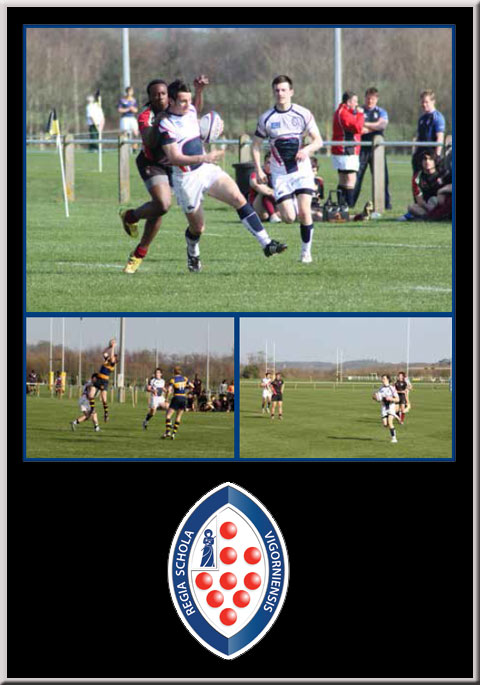The SOCS King's Worcester Rugby Sevens